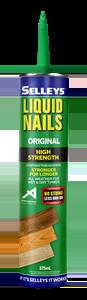 NZ Selleys LNO High Strength 375Ml