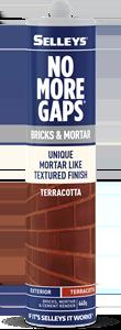 No More Gaps Bricks And Mortar TERRACOTTA