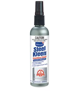 Hillmark Steel Kleen Stainless Steel Cleaner & Repellent