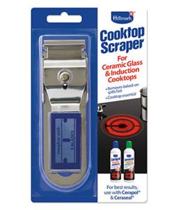 Hillmark Cooktop Scraper